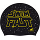 Turbo Swim Fast Future Swimming Cap Black